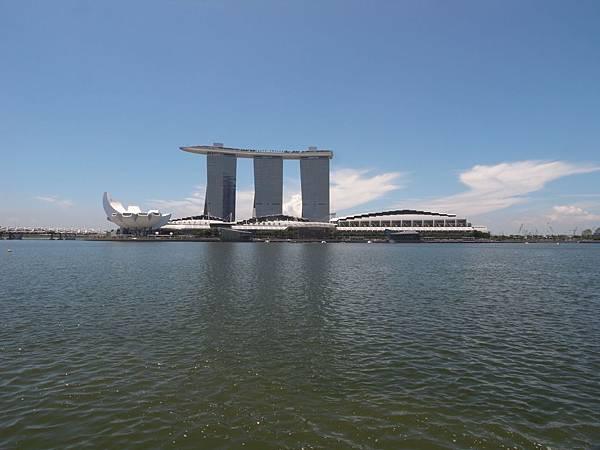 新加坡金沙酒店:外觀2 (8)