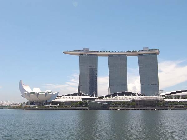 新加坡金沙酒店:外觀2 (9)