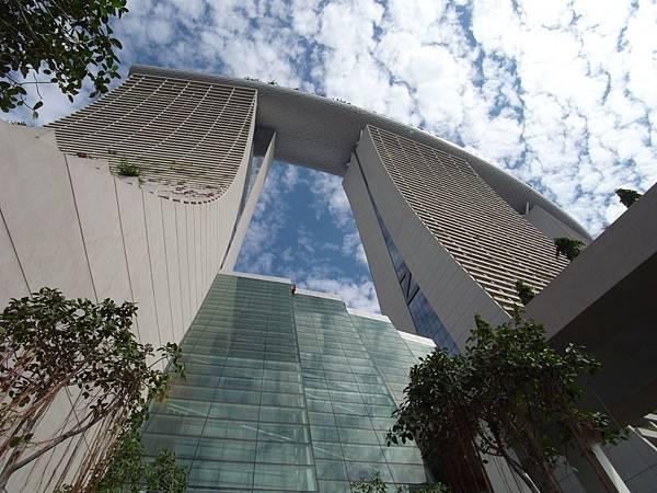 新加坡金沙酒店:外觀2 (10)