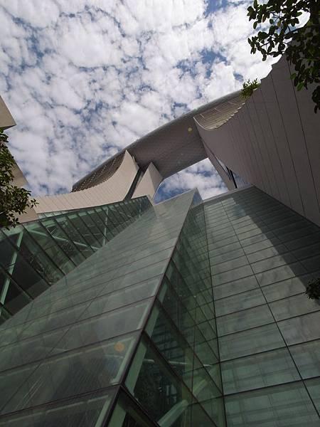 新加坡金沙酒店:外觀2 (11)