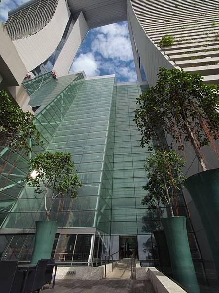 新加坡金沙酒店:外觀2 (12)