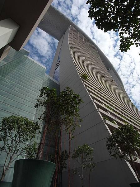 新加坡金沙酒店:外觀2 (13)