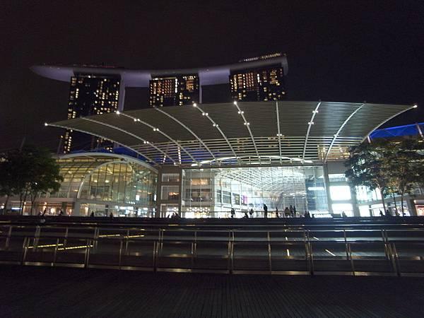 新加坡金沙酒店:外觀2 (15)