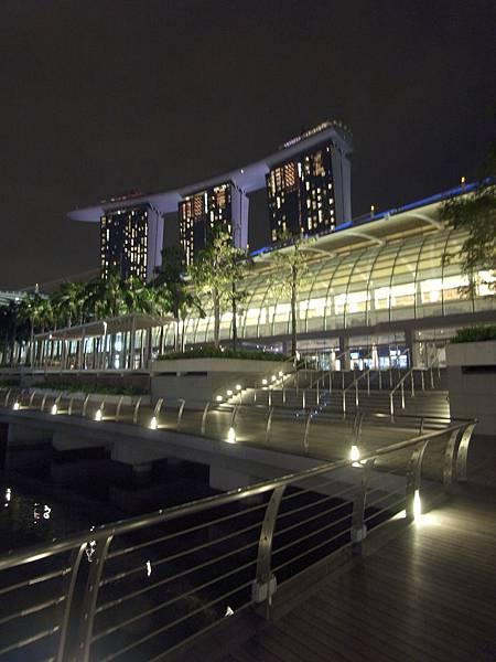 新加坡金沙酒店:外觀2 (17)