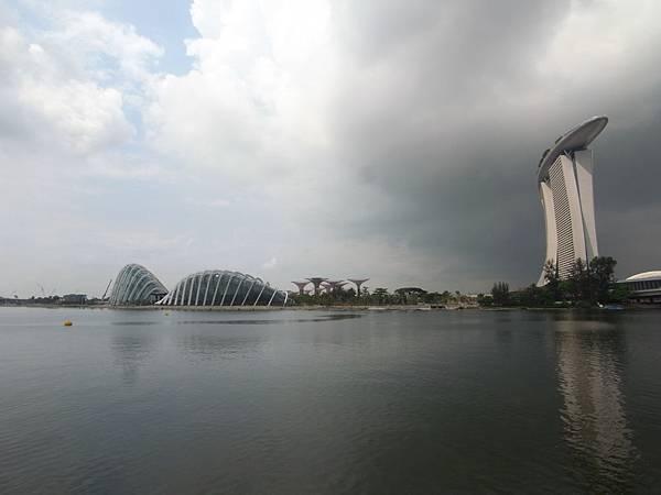 新加坡金沙酒店:外觀2 (22)