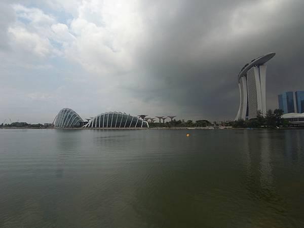 新加坡金沙酒店:外觀2 (23)