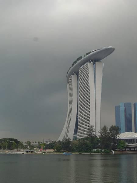 新加坡金沙酒店:外觀2 (24)