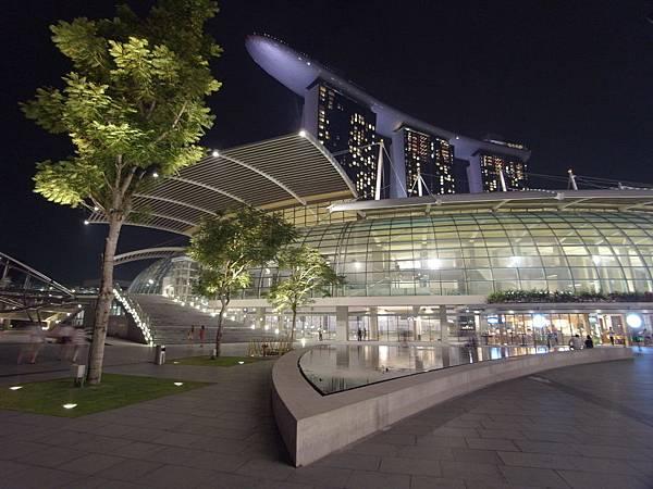新加坡金沙酒店:外觀2 (25)