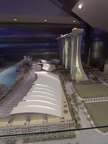 新加坡金沙酒店:外觀3 (1)
