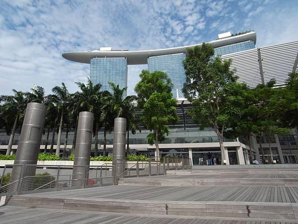 新加坡金沙酒店:外觀 (2)