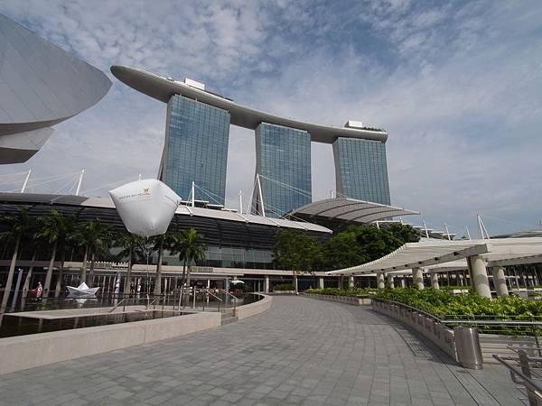 新加坡金沙酒店:外觀 (3)