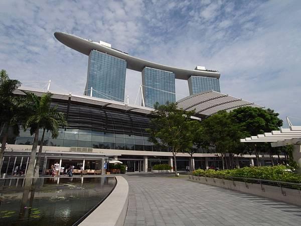 新加坡金沙酒店:外觀 (4)