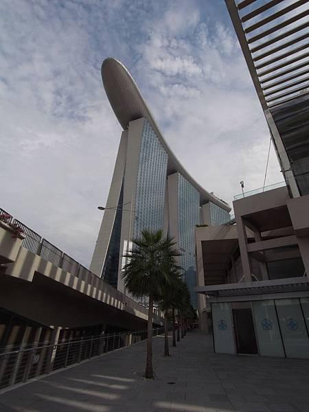 新加坡金沙酒店:外觀 (6)