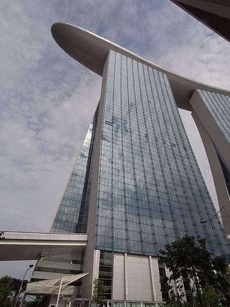 新加坡金沙酒店:外觀 (13)