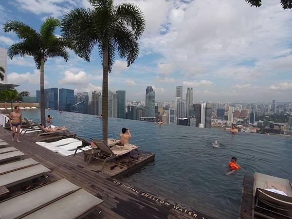 新加坡金沙酒店:SkyPark (1)
