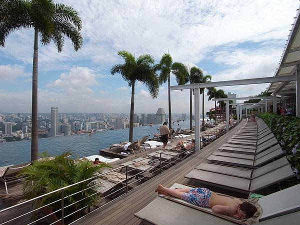 新加坡金沙酒店:SkyPark (2)