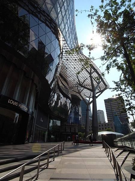 新加坡ION Orchard:外觀 (2)