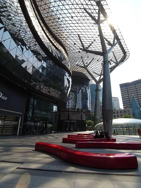 新加坡ION Orchard:外觀 (3)