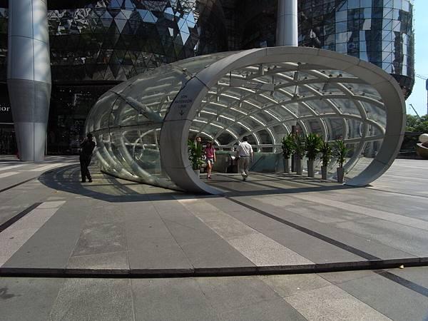 新加坡ION Orchard:外觀 (5)