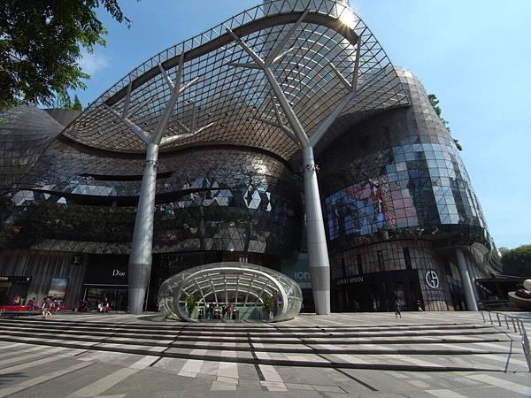 新加坡ION Orchard:外觀 (8)