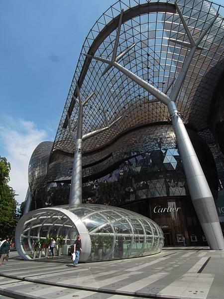 新加坡ION Orchard:外觀 (9)