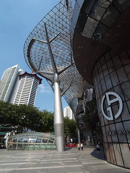 新加坡ION Orchard:外觀 (12)