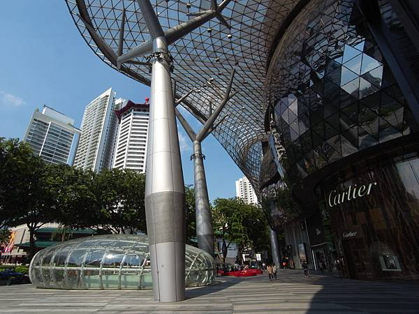 新加坡ION Orchard:外觀 (13)