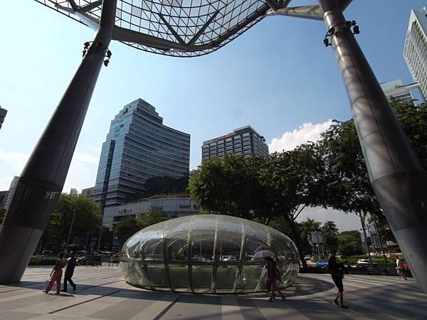 新加坡ION Orchard:外觀 (16)