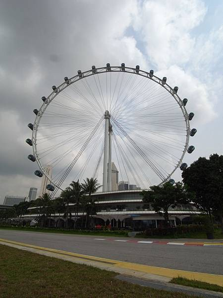 新加坡Singapore Flyer (3)