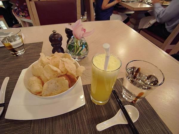 新加坡文華東方酒店:MELT~THE WORLD CAFE