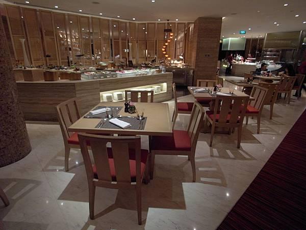 新加坡文華東方酒店:MELT~THE WORLD CAFE (6)