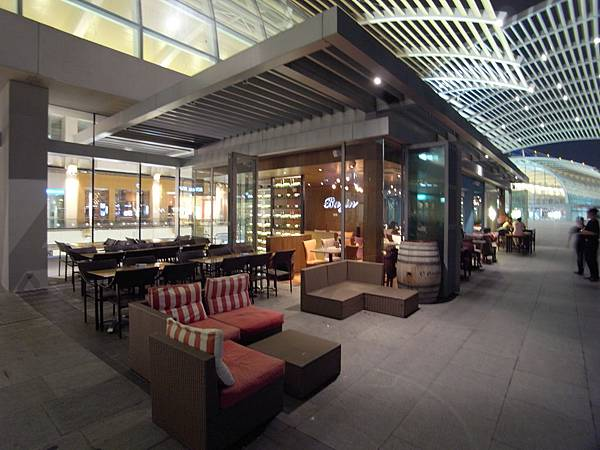 新加坡金沙購物中心:Bazin (6)