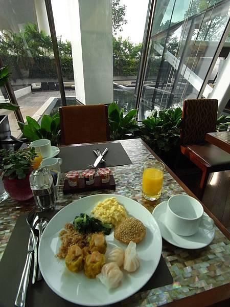 新加坡金沙酒店:Rise & Rise Lounge3