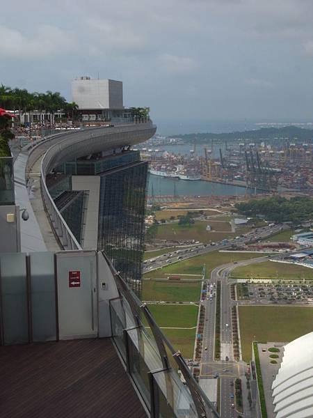 新加坡金沙酒店:SkyPark3 (2)