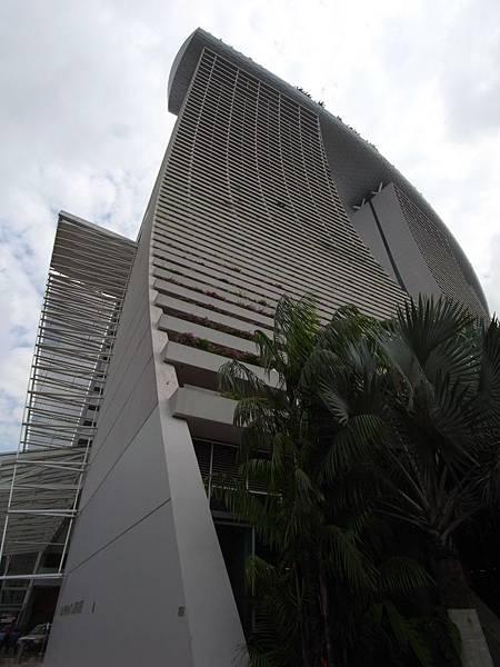 新加坡金沙酒店:外觀4 (2)