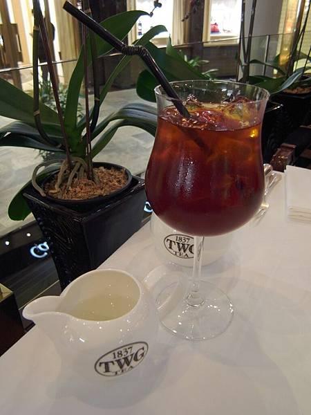 新加坡金沙購物中心:TWG Tea 茶館2 (2)