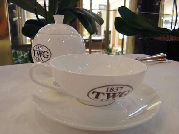 新加坡金沙購物中心:TWG Tea 茶館2 (3)