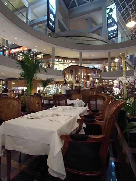新加坡金沙購物中心:TWG Tea 茶館2 (5)