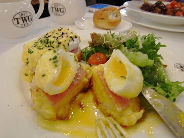新加坡金沙購物中心:TWG Tea 茶館2 (6)