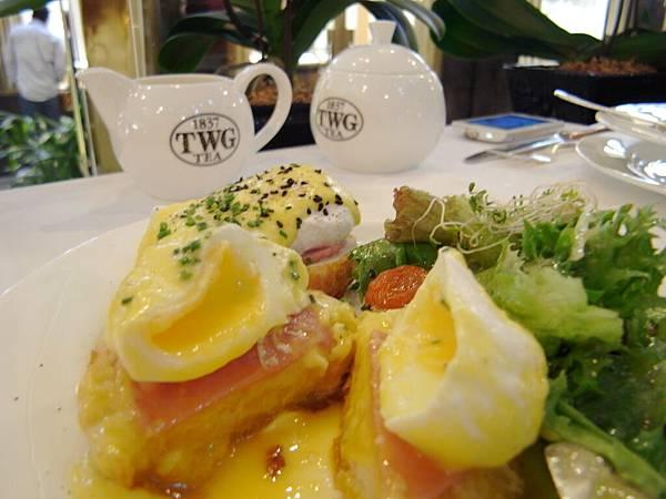 新加坡金沙購物中心:TWG Tea 茶館2 (8)