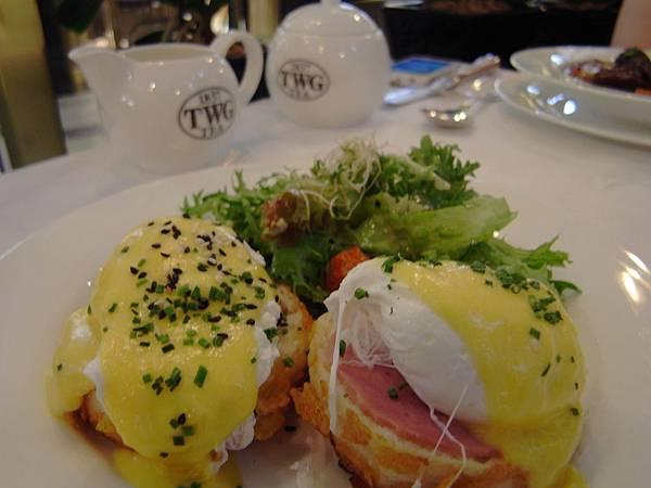 新加坡金沙購物中心:TWG Tea 茶館2 (10)