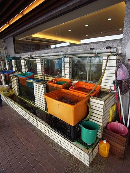 台北縣瑞芳鎮海園活海鮮餐廳 (2)