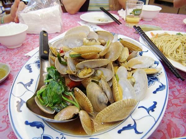 台北縣瑞芳鎮海園活海鮮餐廳 (10)