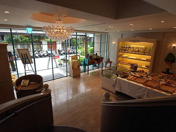 台北市一禮莊園中山旗艦店:世界級烘焙 (4)