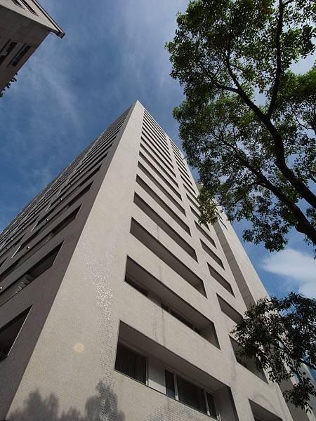 台北市華泰瑞舍:外觀+大廳+公設 (9)