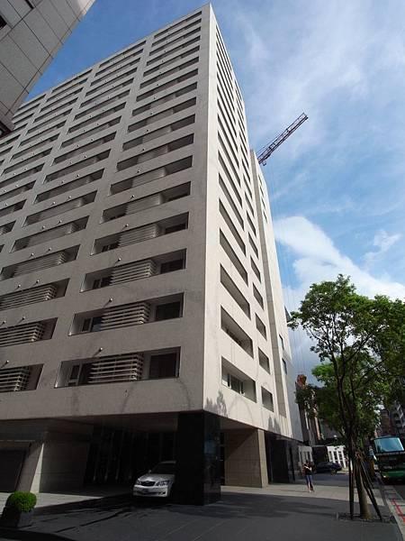 台北市華泰瑞舍:外觀+大廳+公設 (10)