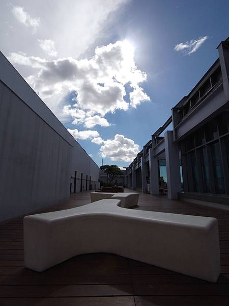 台北市台北松山國際機場:觀景台【晴天版】 (9)