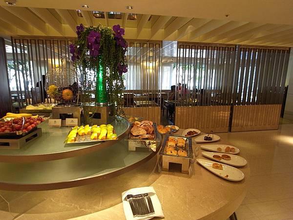 台北市台北老爺大酒店:Le Cafe咖啡廳 (1)