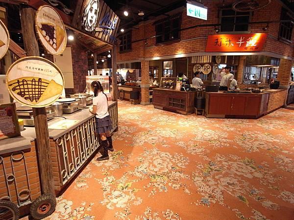 台北市大食代美食廣場大直旗艦店:ANiKi美式餐廳大直店 (1)