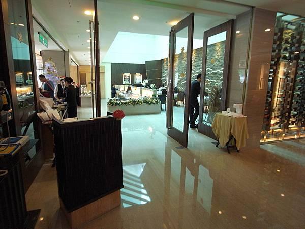 台南市臺邦商旅:帕莎新餐廳 (1)